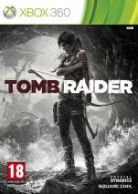 Tomb Raider dvd cover