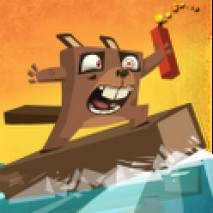 Surfing Beaver dvd cover