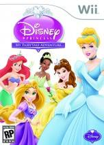 Disney Princess My Fairytale Adventure dvd cover
