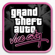 Grand Theft Auto: Vice City dvd cover