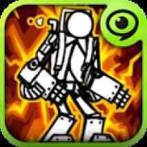 Cartoon Wars: Gunner+ dvd cover