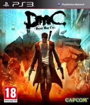 DmC: Devil May Cry cd cover