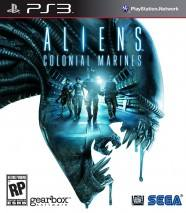 Aliens: Colonial Marines cd cover