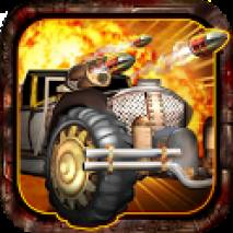 Steampunk Racing 3D dvd cover