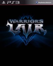 Warrior's Lair dvd cover