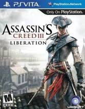 Assassin's Creed III Liberation dvd cover