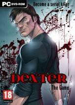 Dexter the Game dvd cover