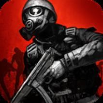 SAS: Zombie Assault 3 dvd cover