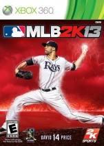 MLB 2K13 dvd cover