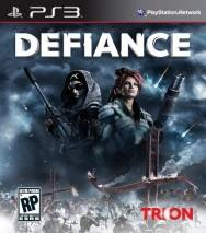 Defiance cd cover