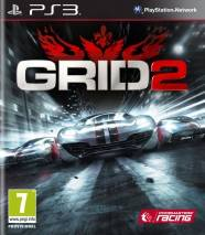 GRID 2 cd cover
