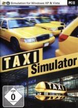 New York City Taxi Simulator poster