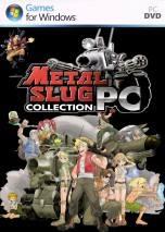 Metal Slug Collection dvd cover
