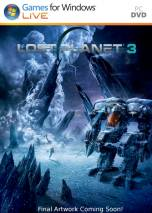 Lost Planet 3 poster