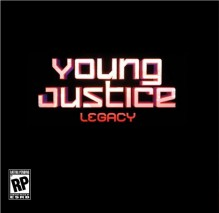 Young Justice: Legacy dvd cover