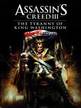 Assassin's Creed III: The Tyranny of King Washington - The Betrayal cd cover