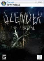Slender: The Arrival dvd cover
