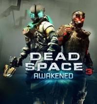 Dead Space 3: Awakened dvd cover