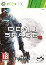 Dead Space 3 dvd cover
