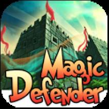 Magic Defender dvd cover