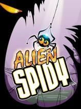 Alien Spidy poster