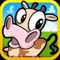 Run Cow Run dvd cover