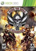Ride to Hell: Retribution dvd cover