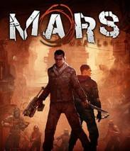 Mars: War Logs dvd cover