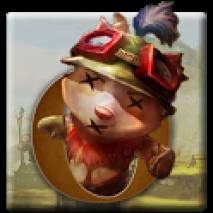 Kill Teemo - League of Legends dvd cover