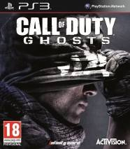 Call of Duty: Ghosts cd cover