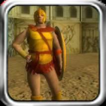 Gladiator Mania dvd cover