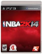 NBA 2K14 cd cover