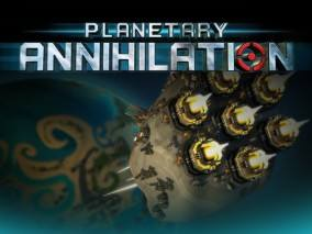 Planetary Annihilation dvd cover