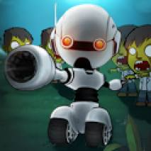 Robot Vs. Zombies dvd cover