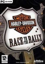 Harley-Davidson Motorcycles: Race to the Rally Cover