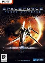 Spaceforce: Rogue Universe dvd cover
