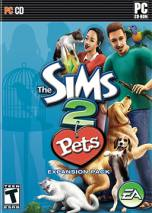 The Sims 2: Pets dvd cover