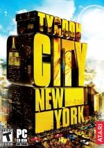Tycoon City: New York dvd cover