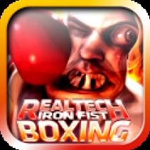 Iron Fist Boxing dvd cover