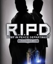 R.I.P.D. The Game cd cover