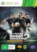 Rugby Challenge 2 dvd cover