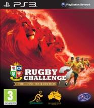 Rugby Challenge 2 cd cover
