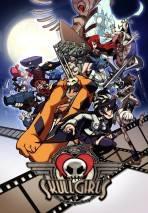 Skullgirls dvd cover