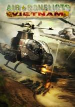 Air Conflicts: Vietnam dvd cover