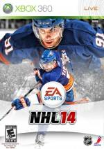 NHL 14 dvd cover