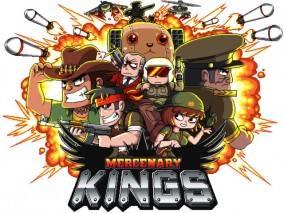 Mercenary Kings dvd cover
