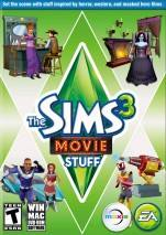 The Sims 3: Movie Stuff dvd cover