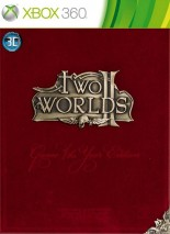 Two Worlds II: Velvet Edition dvd cover