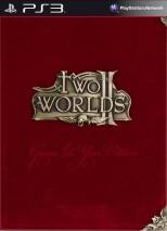 Two Worlds II: Velvet Edition dvd cover