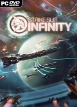 Strike Suit Infinity dvd cover